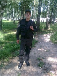 Евгений Суховерша, 1 мая 1991, Стаханов, id28713746
