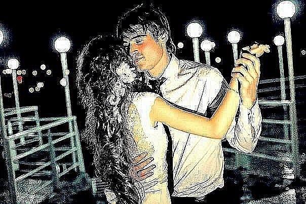 А вдруг мы действительно поженимся,ты будешь в костюме,а я в шоке..♥