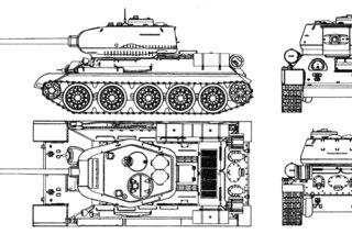 Для этого он добился того, чтобы завод 112 выделил ему один из серийных танков Т-34, на.