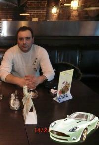 Артур Алекян, 16 июня , Москва, id101501627
