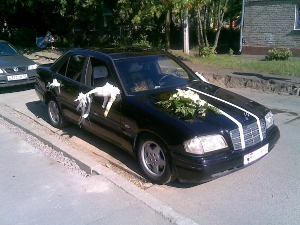 Wedding Saloon :: украсить авто на свадьбу, фото - Свадебные
