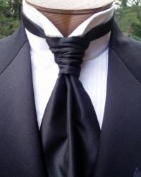 Иллюстрированный словарь терминов мужской свадебной моды.  Часть 3 - Бантик или бабочка, пластрон или эскот.