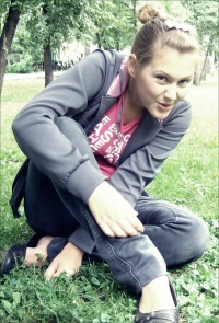 Дарья Кузьмина, 3 декабря , Москва, id142214697
