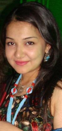 Феруза Абдуллаева, Бухара