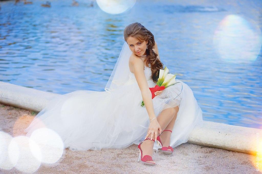 Стильная авторская фотосессия Евгения и Надежды