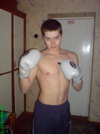 Алексей Федосевич, 17 мая 1992, Кобрин, id118003353