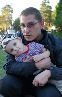 Антон Гимазетдинов, 24 апреля , Сургут, id61547147