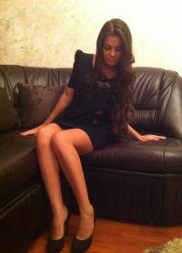 Анна Яневич, 19 февраля 1995, Москва, id143411532