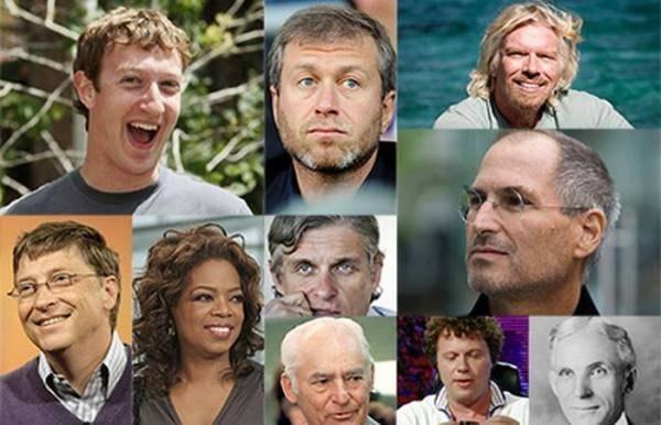 Найуспішніші люди світу або ж - жиди