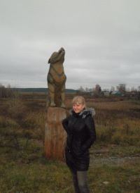 Ольга Лапынина, 27 декабря 1987, Тамбов, id137934040