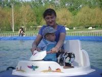Анна Семендяева, 16 мая 1995, Омск, id127721898
