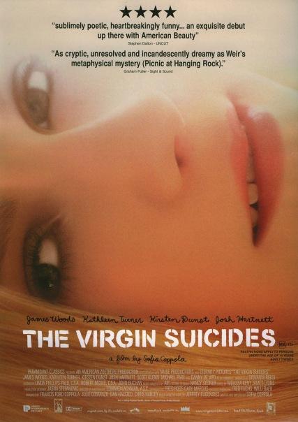 Наименование фильма: Девственницы - самоубийцы Первое наименование фильма: The