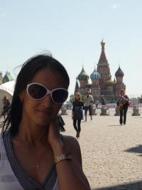 Анна Томзова, Москва, id116212390