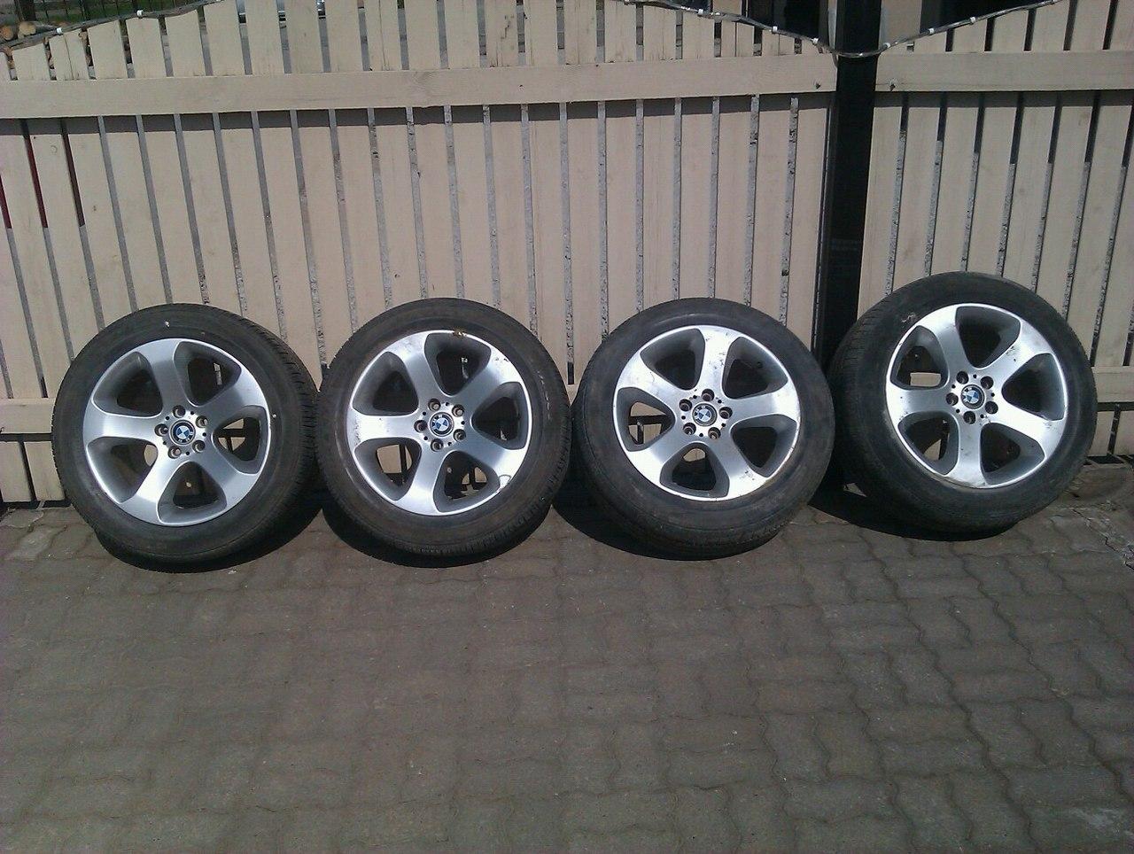 Продам комплект колес 19 диски оригинальные 132 стиль не коцаные!