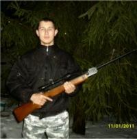 Сергей Харченко, 6 мая 1985, Тюмень, id121391330