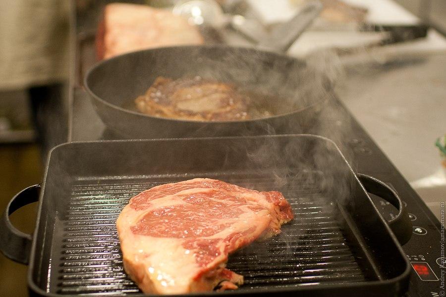 Steak Ribeye стейк рибай