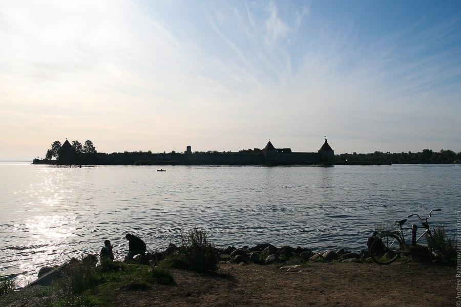 Серебряное кольцо России Крепость Орешек