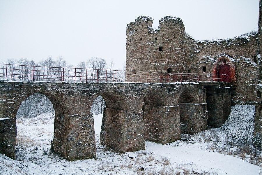 Серебряное кольцо России Крепость Копорье