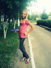 Diana Lugchenko, Железногорск, id131101413