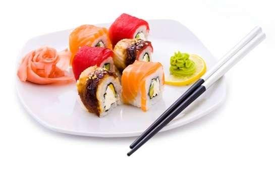 доставка суши: