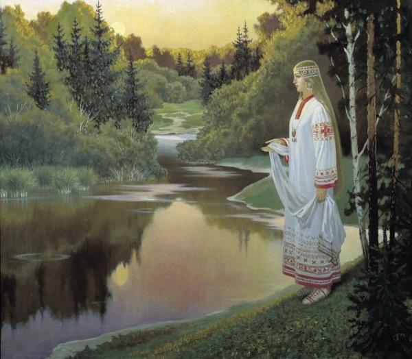 Женщина в Родноверии