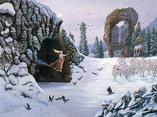 Отображение жизни в сказочных образах. Часть 2.