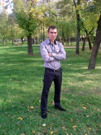 Serghey Zavialov, 2 октября 1986, Москва, id22748719
