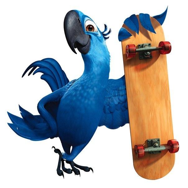 голубчика из рио