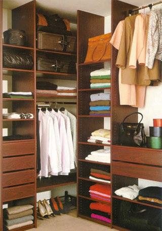 Гардеробная - удобная и современная комната для ваших вещей.  Современный стиль оформления квартир не совместим с...