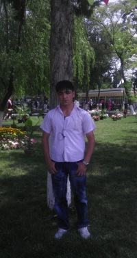 Abdurasul Fayzullaev, 3 декабря 1991, Москва, id167333404