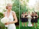 ...идея с одинаковыми нарядами подружек невесты не срастается, вручите...