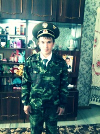 Борис Комаров, 4 января 1983, Барыш, id144554264