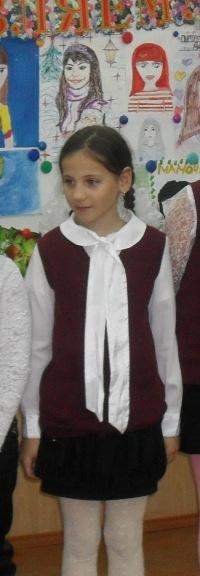 Оля Бокова, 3 февраля , Краснодар, id134140101
