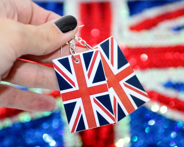 Сумки с британским флагом (почтальонки) Интернет-магазин модной...