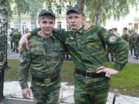 Сергей Климов, 17 сентября 1989, Старый Оскол, id109395153