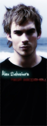 Alex Salvatore, 27 декабря 1992, Уфа, id134732047