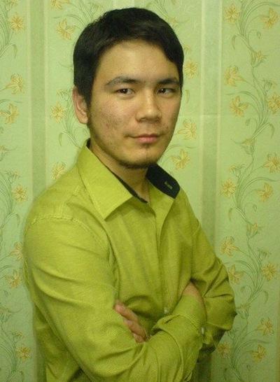 Abzal Suleimenov, 11 января , Екатеринбург, id106283001