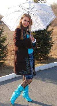 Анастасия Наильева, Семей