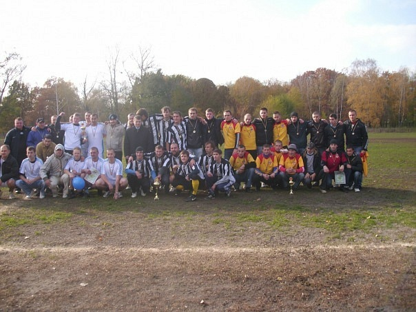 Черниговская Ассоциация Дворового Футбола 8 8