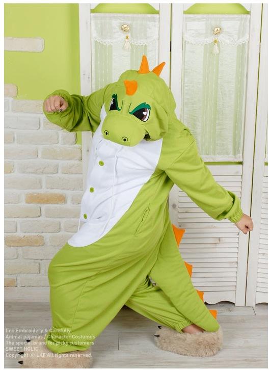Ограниченная серия пижам кигуруми к новому году!!!