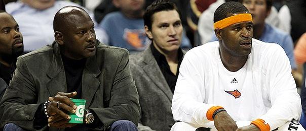 Майкл Джордан ищет игрока, который сможет зажечь Bobcats