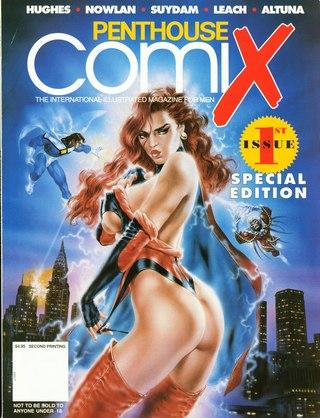 Penthouse Comix T01