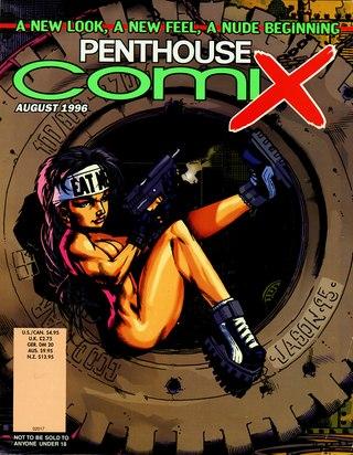 Penthouse Comix T14