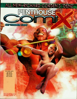 Penthouse Comix T15