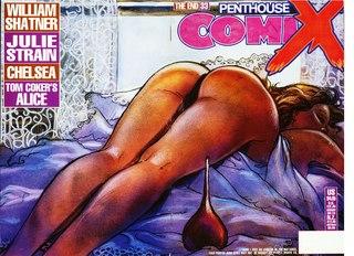 Penthouse Comix T33