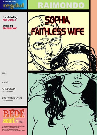 Sophia  Faithless Wife