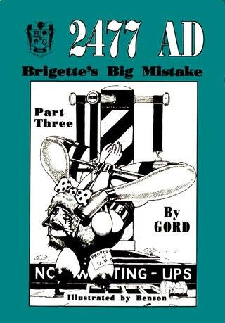 2477 AD Teil 3 Brigette's Big Mistake
