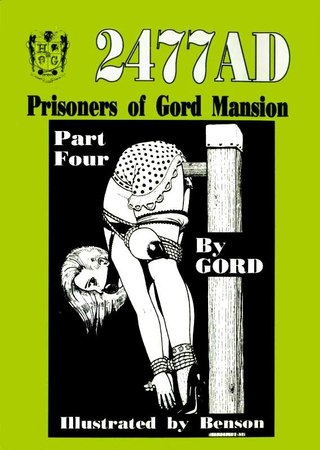 2477 AD Teil 4 Prisoner Of Gord Mansion