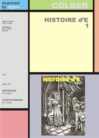 Histoire dE 1