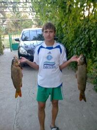 Денис Матюхин, 22 февраля , Днепропетровск, id119347740